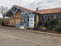 Hôtel Vitré hôtel Campanile Niort - La Crèche
