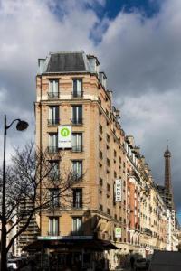 Hotel pas cher Paris 15e Arrondissement hôtel pas cher Campanile Paris 15 - Tour Eiffel