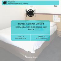 Hotel Holiday Inn Carry le Rouet Campanile Marseille Ouest - Martigues