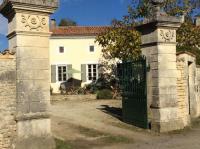 Chambre d'Hôtes Plaizac La Maison du Poirier