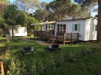 Terrain de Camping PACA Oasis village Var