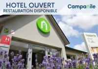 Comfort Hotel Haute Goulaine Campanile Nantes Saint-Sébastien-Sur-Loire