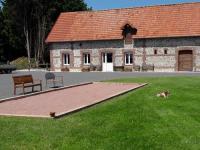 gite Saint Riquier ès Plains la grange aux hortensias