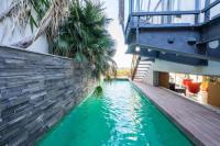 Appart Hotel Châteauneuf les Martigues Appart Hotel Le Penthouse, appartement haut de gamme avec piscine chauffée