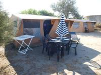 Terrain de Camping Arles Oh! Camping en Bord de Plages La Brise