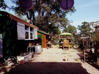 Terrain de Camping Cabris Jasmin Roulotte