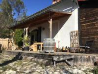 Gîte Languedoc Roussillon Gîte Atypique maison de garde barrière en pleine nature