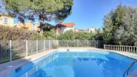 Appart Hotel Grasse Appart Hotel IMMOGROOM - Swimming-pool - Air conditioner- Terrace - CONGRESS/BEACHES