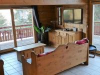 Location de vacances Saint Étienne en Dévoluy Location de Vacances Chalets de l'Eden, La joue du loup