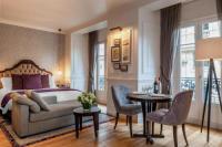 Hotel Intercontinental Paris 1er Arrondissement La Clef Louvre