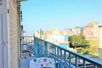 Appart Hotel Picardie Appart Hotel Appartement balcon, 2 chambres et à 2 pas de la plage