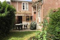 Gîte Somme Gîte Villa Aultoise, 5 chambres et jardin