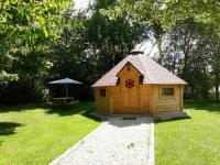 Terrain de Camping Omicourt Kota Lac de Bairon