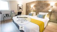Hôtel Méry sur Oise Comfort Hotel - Cergy-Pontoise