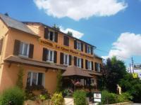 Hôtel Courbehaye hôtel Logis Le Quai Fleuri