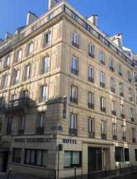 Hôtel Paris 9e Arrondissement Hotel Clauzel Paris
