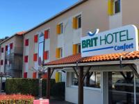 Hôtel Montgaillard Brit Hotel Confort Foix