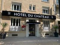 Hôtel Caen Hotel Du Chateau