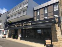 Hotel de charme Saint Pierre Quiberon Logis hôtel de charme des Druides
