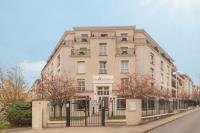 Résidence de Vacances Champigny sur Marne City Résidence Marne-La-Vallée-Bry-Sur-Marne