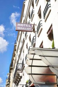 Hotel F1 Courbevoie Hotel Maillot