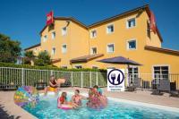 Hotel Kyriad Vitrolles en Lubéron ibis Manosque Cadarache