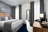 Hotel pas cher Paris 14e Arrondissement hôtel pas cher Moulin Vert