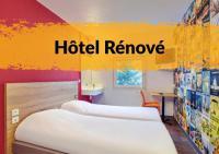 Hôtel Ducey hôtel hotelF1 Avranches Baie Du Mont Saint Michel