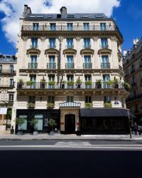 Hotel de charme Paris 9e Arrondissement hôtel de charme Châteaudun Opéra