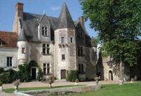 Hôtel Chemillé sur Indrois hôtel Prieure De La Chaise