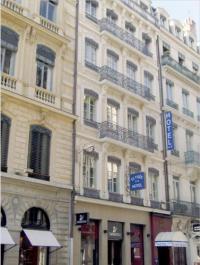 Hotel Fasthotel Rhône Hotel Elysée