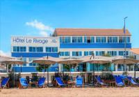 Hôtel Poitou Charentes Hôtel Le Rivage vue sur mer - LOGIS - Châtelaillon-plage