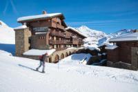 Hotel de charme Tignes hôtel de charme Les Suites Du Montana