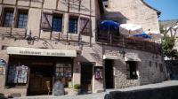 Hôtel Entraygues sur Truyère hôtel Auberge Saint Jacques