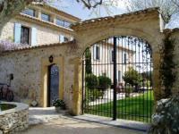 Hôtel Saint Pons la Calm hôtel Mas De La Treille