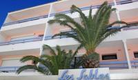Hotel en bord de mer Pyrénées Orientales Hôtel Les Sables