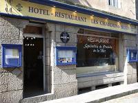 Hotel Fasthotel Roscoff Logis Hôtel Les Chardons Bleus