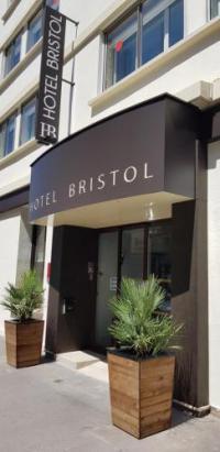 Hôtel Caen hôtel Le Bristol