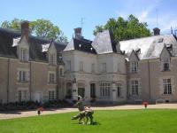 Hôtel Chemillé sur Indrois hôtel Château De Razay
