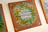 Hôtel Les Allues Hotel Athena