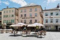 Hotel pas cher Orcières hôtel pas cher De La Mairie