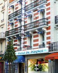 Hotel Confort Brugheas Hôtel De Naples