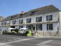 Hôtel Sepmes hôtel Logis Hostellerie Du Cheval Blanc