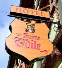 Hotel Fasthotel Bas Rhin Hôtel Sainte Odile
