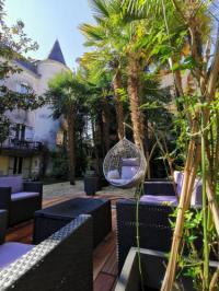 Hotel 4 étoiles Mont de Marsan Le Saint Vincent