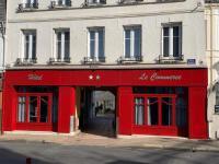 Hotel F1 Colleville Hotel Du Commerce