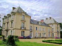 Hôtel Oudon hôtel Chateau De Cop Choux