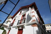 Hotel F1 Saint Jean de Luz Hotel Magenta