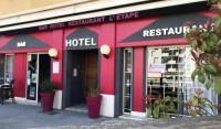 hotels Meyrueis Hotel Restaurant L'Etape