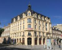 Hotel de charme Aubigny hôtel de charme Le Carlton
